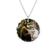 William-Adolphe Bouguereau N Necklace