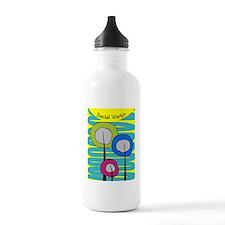 cp social worker 3 Water Bottle