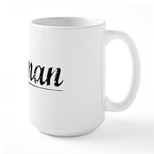 German, Vintage Mug