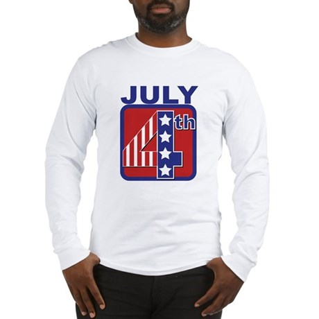 July 4th Long Sleeve T-Shirt