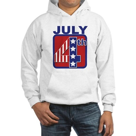 July 4th Hooded Sweatshirt