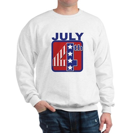July 4th Sweatshirt