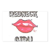 redneckgirl Postcards (Package of 8)