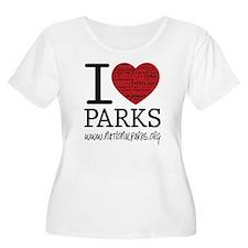 heart parks T-Shirt
