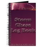 Storm Chase Log Book