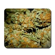 Cannabis Mousepad