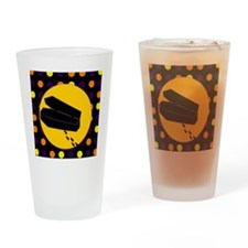 Coffin Drinking Glass
