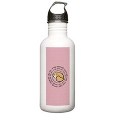 Sing Soft Kitty Sports Water Bottle