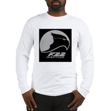 F-22 Raptor Long Sleeve T-Shirt