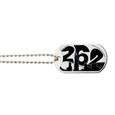 skyline_cloud Dog Tags