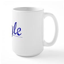Boyle, Blue, Aged Mug