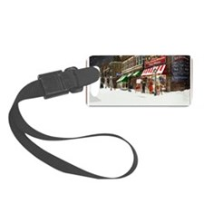 THE TOY STORE BELL RINGER Luggage Tag