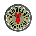 Vandelay Industries Wall Clock