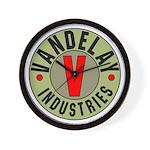 Vandelay Industries Wall Clock