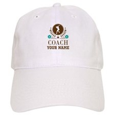 Baseball Coach Personalized Baseball Cap
