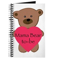 Mama Bear To-Be Journal