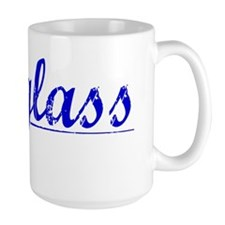 Douglass, Blue, Aged Mug