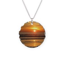 San Diego sunset Necklace