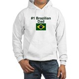#1 Brazilian Dad Jumper Hoody