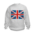 British Flag Kids Sweatshirt