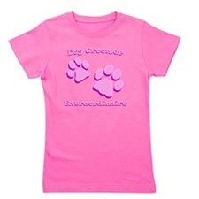 Dog Groomer Extraordinaire Girl's Tee