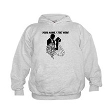 Custom Bride And Groom Hoodie