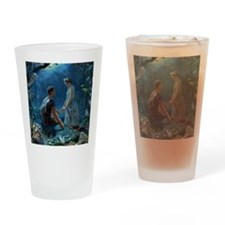 Midsummer Nights Dream Drinking Glass