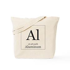Elements - 13 Aluminum Tote Bag