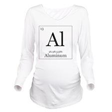 Elements - 13 Alumin Long Sleeve Maternity T-Shirt