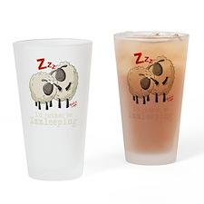 Matt  Layla reverse Drinking Glass