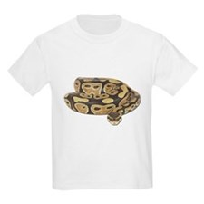 Ball Python Photo Kids Light T-Shirt