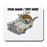 Family vacation personalized Mouse Pads
