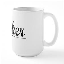 Tucker, Vintage Mug