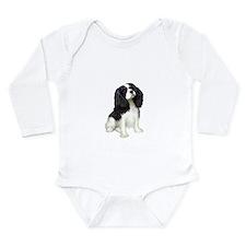 Cavalier (tri color) Long Sleeve Infant Bodysuit
