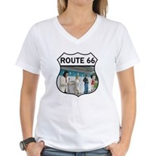 Route 66 - Polk-a-Dot Drive Shirt