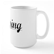 Blessing, Vintage Mug