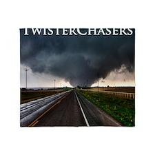 TwisterChasers Tornado Throw Blanket