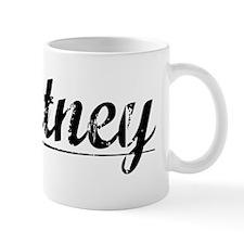 Courtney, Vintage Mug