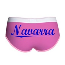 Navarra, Blue, Aged Women's Boy Brief