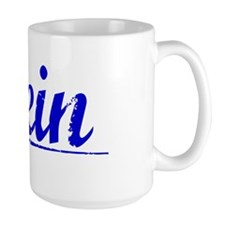 Rein, Blue, Aged Mug