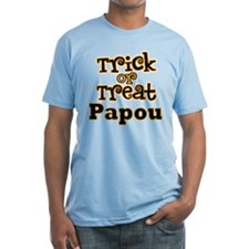 Trick or Treat Papou Shirt