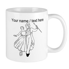 Custom Ballroom Dancers Mugs