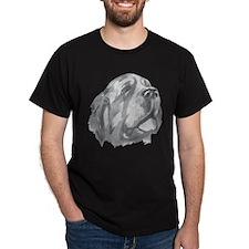 St. Bernard Illustration T-Shirt