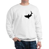 No Swimming Shark Sweater