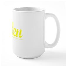 Alden, Yellow Mug