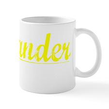 Alexander, Yellow Mug
