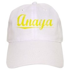 Anaya, Yellow Baseball Cap