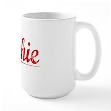 Archie, Vintage Red Mug