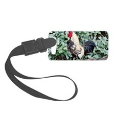 rooster tray Luggage Tag