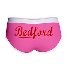 Bedford, Vintage Red Women's Boy Brief